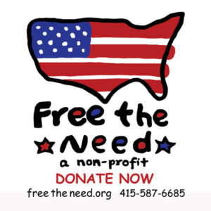 Free the Need Logo
